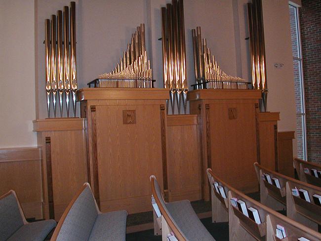 Hybrid Organs T S Good Church Organs Company