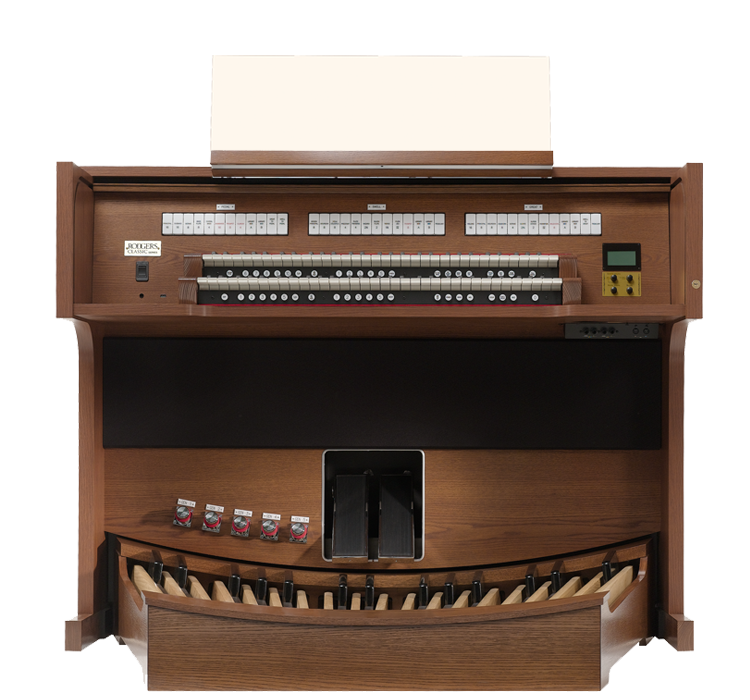 Classic Series 569 - T S  Good - Church Organs Company