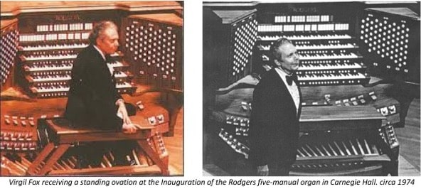 Rodgers 60th Anniversary - Enhancing The Spiritual Experience Since