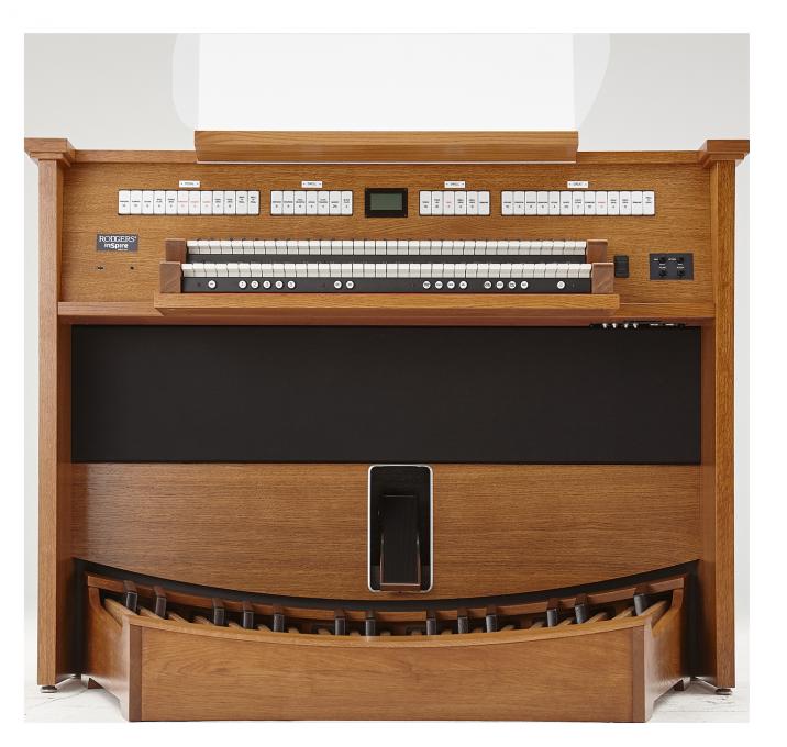 Inspire Series 227 instrument
